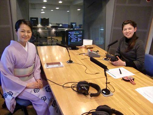 FMラジオ出演 2月放送
