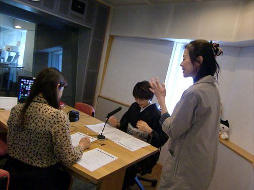 FMラジオ出演 5月放送