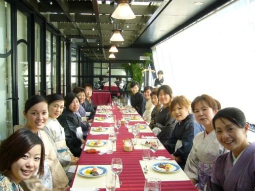 『るりの会』お食事会&お花見