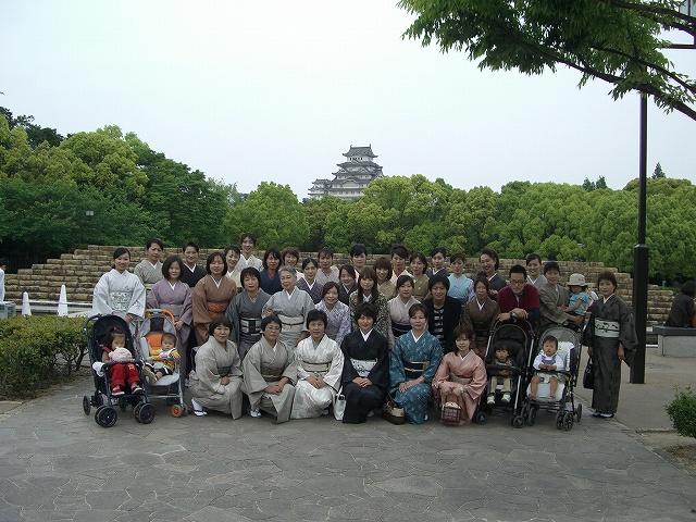 彩の会散策会『姫路菓子博』