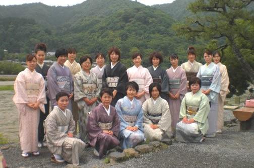 彩の会『京都嵐山散策会』