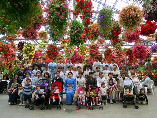 神戸花鳥園散策