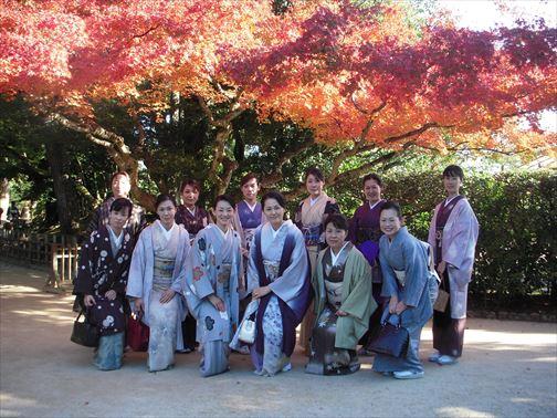 日本の美を愛でる・後楽園ショー