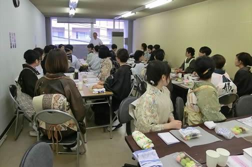 るりの会 『和菓子教室』