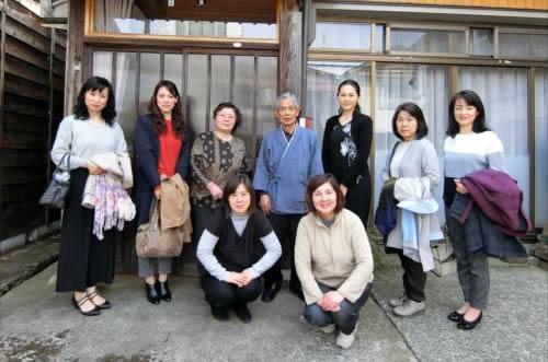 新潟・東京研修旅行